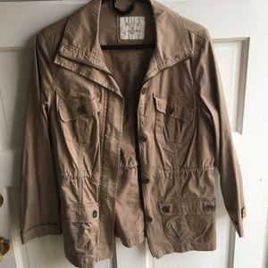 Sonoma Tan Cargo Jacket